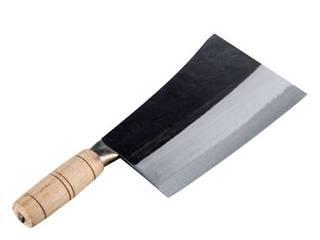 KF1401 陳枝記 クァウコンチョッパー19cm (丸江刀1