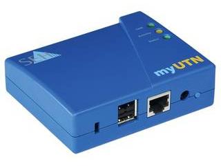 EPSON/エプソン USBデバイスサーバー/ギガビット対応/SEH社製 myUTN-50a