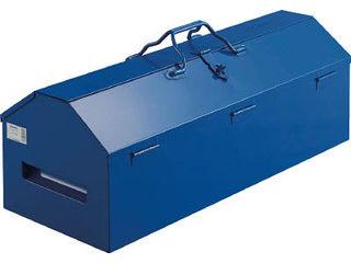 TRUSCO/トラスコ中山 ジャンボ工具箱 600X280X326 ブルー LG-600-A