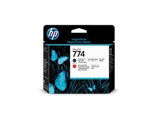 HP(Inc.) HP 774 プリントヘッド MK/CR レッド