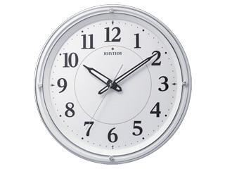 RHYTHM/リズム時計 8MY533SR03 リバライト533 電波掛時計