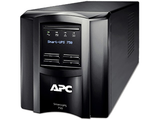 シュナイダーエレクトリック(APC) UPS(無停電電源装置) Smart-UPS 750 LCD 100V SMT750J ※初期不良、修理問合わせは直接メーカーまでお願い致します(電話番号:0570-056-800)