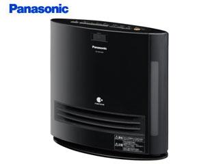 Panasonic/パナソニック DS-FKX1205-K 加湿機能付きセラミックファンヒーター (ブラック)【ナノイー・ひとセンサー搭載】