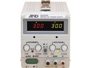 A&D/エー・アンド・デイ 直流安定化電源トラッキング動作可能LEDデジタル表示 AD8735D