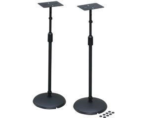 オーディオサラウンドシステムの多くのスピーカーに対応 KIKUTANI 激安通販販売 結婚祝い キクタニ AV-SPS スピーカースタンド 2本ワンセット 1ペア