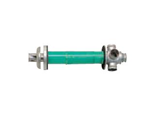 TOYOTOMI/トヨトミ 薄型給排気筒トップ WT-320 (ねじ込み式) 壁厚 130~320mm