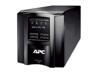 シュナイダーエレクトリック(APC) APC Smart-UPS 750 LCD 100V 6年保証 SMT750J6W ※初期不良、修理問合わせは直接メーカーまでお願い致します(電話番号:0570-056-800)