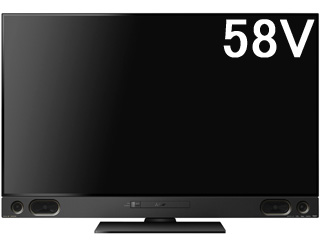 【標準配送設置無料!】 MITSUBISHI/三菱 【まごころ配送】LCD-A58RA1000 REAL/リアル 58V型4K録画テレビ 【お届けまでの目安:16日間】