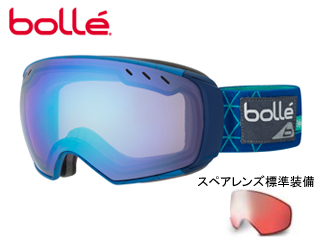 bolle/ボレー 21438 VIRTUOSE [フレーム:Blue Iceberg] [レンズ:オーロラ+バーミリオンガン]