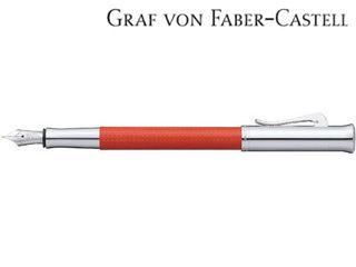 グラフフォンファーバーカステル ギロシェ インディアレッド FP (EF) 145292