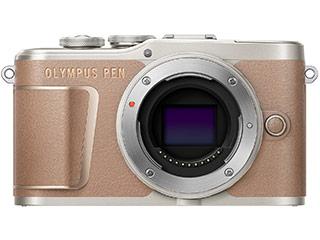 OLYMPUS/オリンパス PEN E-PL10 ボディー(ブラウン) ミラーレス一眼カメラ