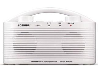 TOSHIBA/東芝 TY-WSD11-W(ホワイト) ワイヤレススピーカーシステム
