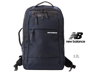 NewBalance/ニューバランス BEACON HILL 【ネイビー】MID TECH バックパック (JABL9769)