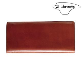 Il Bussetto/イルブセット Long Wallet/長財布 【ブラウン】 長財布 ウォレット 革小物 本革 タリアレザー ギフト プレゼント