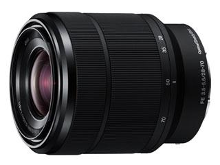 SONY/ソニー SEL2870 Eマウント交換レンズ FE 28-70mm F3.5-5.6 OSS