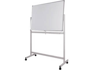 WriteBest/ライトベスト 【代引不可】回転ボード両面 白×白 1200×1500 DPS45
