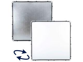 Lastolite/ラストライト 【納期にお時間がかかります】LL LR82231R(シルバー/ホワイト) Skylite ファブリック 2 x 2m
