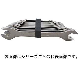 BAHCO/バーコ 両口スパナセット 10点セット 6M/10C