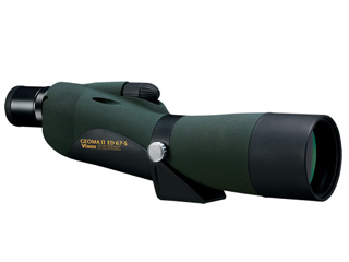 雨や雪などに濡れても鏡筒内に水が入りにくい不活性窒素ガス充填による防水設計 Vixen/ビクセン 18093-6 ジオマII ED67-Sセット