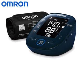 見やすいバックライト機能付き スマートフォンで血圧データ管理も可能 引き出物 OMRON 美品 HEM-7281T 上腕式血圧計 Bluetooth通信機能搭載