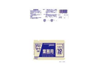JAPACKS/ジャパックス 業務用ダストカート用ポリ袋M(120L)/(200枚入) DK93 透明