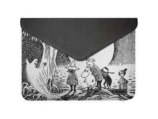 "MOZO MOOMIN Illustration Laptop Pouch 11"" Illustration 1 Surface用ケース MZESMOR111"