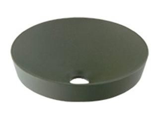 KAKUDAI/カクダイ 493-012-YG 丸型手洗器 (松葉)