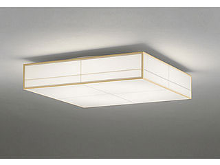 ODELIC/オーデリック OL291023BC 和LEDシーリングライト 白木【~10畳】【Bluetooth 調光・調色】※リモコン別売