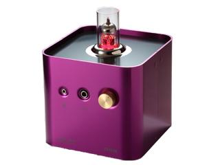 【納期にお時間がかかる場合があります】 ORB オーブ JADE Soleil Midnight Purple 真空管/Class D ハイブリッド  ヘッドフォンアンプ内蔵プリメインアンプ 【ジェイド ソレイユ】【ミッドナイトパープル】