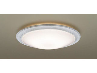 Panasonic/パナソニック LGBZ2508 LEDシーリングライト シャビーホワイト 【調光調色】【~10畳】【天井直付型】
