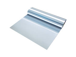 TRUSCO/トラスコ中山 樹脂コーティングアルミ箔反射シート 幅450mm×長さ10m TCAH-4510