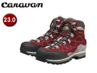 キャラバン/CARAVAN 0011830-220 GK83 【23.0】 (レッド)