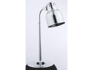 SW ステンレスランプウォーマー 1灯式ロータイプ