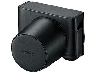SONY/ソニー LCJ-RXH-B(ブラック) ソフトキャリングケース