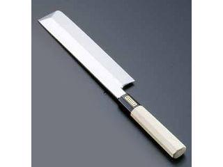 Total Kitchen Goods SA佐文 本焼鏡面仕上 薄刃 木製サヤ/24cm