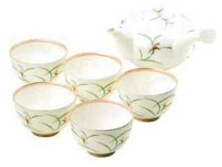 KORANSHA/香蘭社 リンドフィールド 茶器揃/W1110-AE