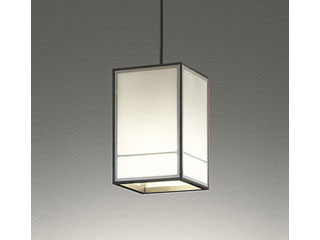 ODELIC/オーデリック OP252386BC 和LEDペンダントライト 白木【Bluetooth 調光・調色】※リモコン別売