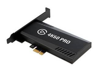 CORSAIR コルセア 納期未定 Elgato Gaming GAMECAPTURE 4K60PRO MK.2 10GAS9901
