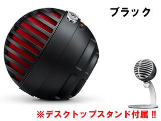 SHURE/シュアー MV5-B-LTG-A デジタル・コンデンサー・マイクロホン / ブラック 【SHMOTIV】