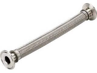 NFK/南国フレキ工業 サニタリー配管フェルールホース NK180SNT-2.0S-300