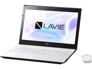 NEC Microsoft Office搭載15.6型ノートPC LAVIE Smart NS (S) PC-SN242FRAB-2 クリスタルホワイト 単品購入のみ可(取引先倉庫からの出荷のため) 【クレジットカード決済、代金引換決済のみ】