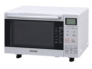 IRIS OHYAMA/アイリスオーヤマ MO-F1801-WH オーブンレンジ