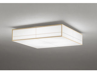ODELIC/オーデリック OL291025BC 和LEDシーリングライト 白木【~6畳】【Bluetooth 調光・調色】※リモコン別売