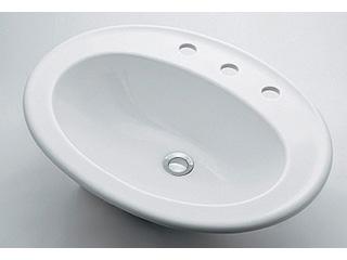 KAKUDAI/カクダイ #DU-0472620030 丸型洗面器 (3ホール)