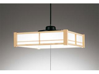 ODELIC/オーデリック SH4022LD 和LEDペンダントライト 檜 【昼光色】【~8畳】