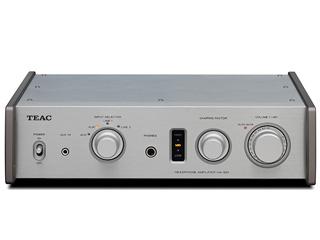 TEAC/ティアック HA-501-SP-S(シルバー) フルアナログ・デュアルモノーラル・ヘッドホンアンプ