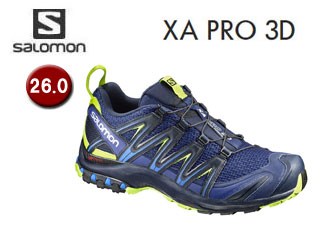 SALOMON/サロモン L39251800 XA PRO 3D ランニングシューズ メンズ 【26.0】