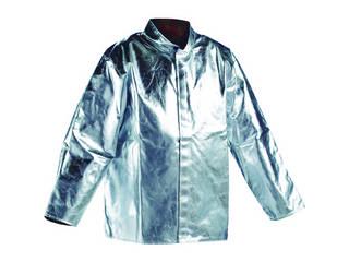 JUTEC/ユーテック 耐熱保護服 ジャケット XLサイズ HSJ080KA-1-56