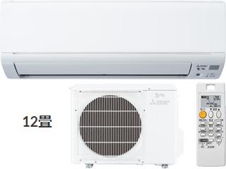 ※設置費別途 MITSUBISHI/三菱 ルームエアコン 霧ヶ峰 GEシリーズ MSZ-GE3619(W)ピュアホワイト 【大型商品の為時間指定不可】