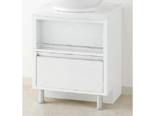 ASAHI EITO/アサヒ衛陶 【代引不可】【AURA/オーラ】LTM600KFEW10 カラー:ホワイト 洗面台のみ